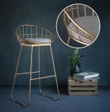 Moderner klassischer Gaststätte-Metallstab-Stuhl für unsere Tür-Möbel