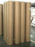 """1/2 """" PVCによって塗られる溶接されたワイヤー金属の網(TS-WM18)"""