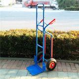 Carretilla de la mano de la rueda del precio de fábrica de China dos (HT104)