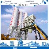 Populaire Het Groeperen van het Cement Hzs75 van de Schacht 75m3/H van het Ce- Certificaat TweelingInstallatie Overzee voor Verkoop