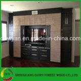 2017 Madeira de novo e moderno mobiliário de armário de cozinha