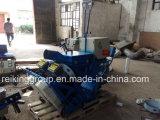 Máquina del chorreo con granalla del equipo de la limpieza de la placa de acero