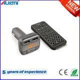 Voiture Transmetteur FM + Chargeur de voiture 3.4A à double port