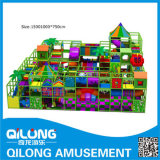Lustige Indoor-Spielplatz-System (QL-3060D)