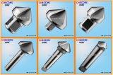 Cortador del avellanador del acero de alta velocidad (TCHQ)