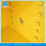 30 галлонов легковоспламеняющаяся жидкость желтого цвета безопасности шкаф для хранения