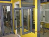 Окно Coated алюминиевого Casement порошка стеклянное