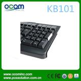 101 het Toetsenbord van sleutels met de Facultatieve Lezer van de Magnetische Kaart