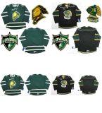 Горячие продажи мужской костюм детский настроить Ohl женщин Лондона рыцари Джерси хоккей дешевые футболках Nikeid Goalit вырезать пользовательские любое имя любой № наилучшее качество футболках NIKEID