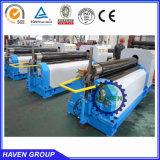 X11-16W2500 3 High Roller quanlity placa hidráulica Máquina laminadora de flexión