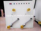 De verticale Dubbele achter-Draai die van de Draad van de Spoel Machine vastlopen