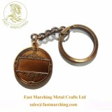 도매 주문 기술 이름 아빠를 위한 차가운 부속품 Keychain 사슬