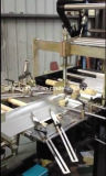 Macchinario diritto del sacco della chiusura lampo laterale ad alta velocità di sigillamento 3 (GWZ-B)