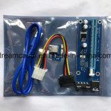 60cm MiniStootbord pci-e Uitdrukkelijk USB voor Stootbord 006 van de Mijnbouw Bitcoin