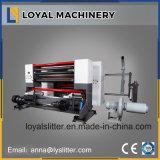 Rebobinadora y cortadora longitudinal de alta velocidad de maquinaria en China