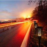 USA/Canada Noël extérieur décoratif lampe torche solaire Paysage d'éclairage jardin Gazon (SSL-al-T96)