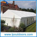 Tente de luxe extérieure d'événement de chapiteau de mariage de 500 personnes