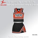 Новейшей конструкции Healong шестерни Сублимация дамы Cheerleading спортивной одежды Одежда для продажи