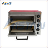 Ep2prは商業電気ピザオーブン層のステンレス鋼パン屋装置の二倍になる