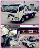 Caminhão de Wrecker da estrada de Dongfeng 4X2 para a venda