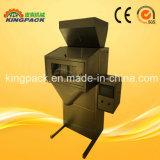 Qualitäts-granulierte wiegende Füllmaschine für Startwerte für Zufallsgenerator/Muttern/Reis-/Mais-/Imbiss-Nahrungsmittel