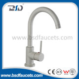 Gooseneck cromado Kitchen Faucet com Watermark Approved