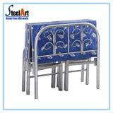 Base plegable de acero de los niños de los muebles del dormitorio