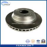 OE discos de freno de rotor de freno para el coche