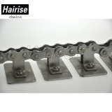 Catena professionale del rullo del fornitore dell'acciaio inossidabile per il trasportatore