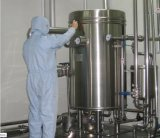 Sterilizzatore a temperatura ultraelevata sanitario della spremuta dell'acciaio inossidabile dell'alimento
