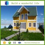 Casa de aço Prefab da casa de campo dos jogos luxuosos da cabine de registro de Malaysia