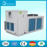 condizionatore d'aria raffreddato ad aria di HVAC del tetto commerciale 17ton