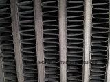 アルミニウム熱交換器の波状のひれ