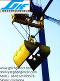Encavateur hydraulique à télécommande par radio 25t de bloc supérieur
