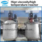 Reactor de gran viscosidad del reactor caliente del derretimiento