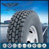 Pneumático do caminhão, todo o pneu radial de aço 600r15 6.00r15 Lt/C do caminhão