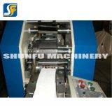 Rollo de servilleta de papel Servilleta Servilleta Color// Máquina de Fabricación de tejidos