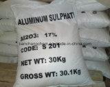 水Treamentの17%のアルミニウム硫酸塩(粒状)