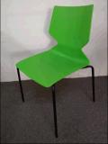 ANSI/BIFMA apilable estándar Metal Plástico Silla de Comedor