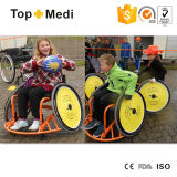Topmedi 신속 이탈 바퀴 농구 가드 스포츠 휠체어