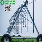 Het Systeem van de Irrigatie van de Sproeier van het landbouwbedrijf met de Spil van het Centrum voor Verkoop