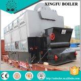 Fornace industriale e caldaia del vapore infornate biomassa del carbone