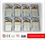 Batería 503040 del polímero del litio de la batería recargable 3.7V 500mAh de la alta calidad del OEM