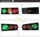 Indicatore luminoso personalizzato del segnale stradale dell'alluminio 200mm LED di disegno