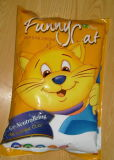 Приятный пластиковую подставку вверх мешки для ПЭТ Продовольственной