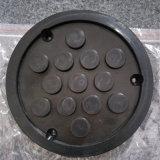 Ronda de alta qualidade coxins de borracha do bloco de montagem para elevadores de Automóveis