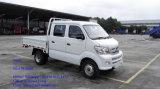 2018년 Sinotruk Cdw 유로 1대의 디젤 엔진 단 하나 택시 2 톤 4X2 소형 트럭