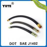 De rubber PUNT van Yute van de Slang keurde 3/8 Rubber Flexibele Slang van de Rem goed