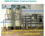 L'acqua sotterranea salmastra del fornitore poco costoso di prezzi rimuove il sistema a acqua 2000lph del RO del sale