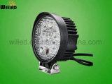 indicatore luminoso resistente rotondo per il camion, fuori strada, carrello elevatore, SUV ATV del lavoro di 27W LED